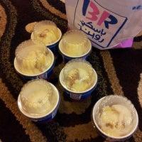 Photo taken at Baskin Robbins by Saud B. on 4/13/2012