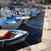 Photo taken at Porto di Porticello by Salvatore L. on 1/1/2012