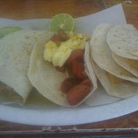 Photo taken at Tacos del Guero by Jon V. on 10/7/2011