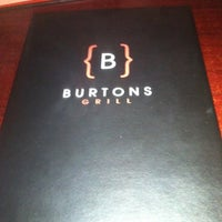 Photo taken at Burtons Grill by Danny D. on 9/14/2011
