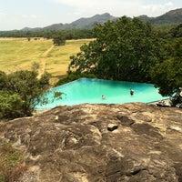 Photo taken at Amaya Lake by Salah on 8/22/2012
