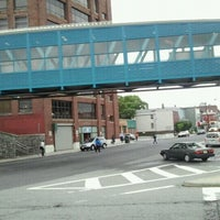 Photo taken at NJT - West Side Avenue Light Rail Station by Karla W. on 8/26/2011