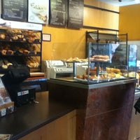 Photo taken at Panera Bread by Leslie on 8/23/2012