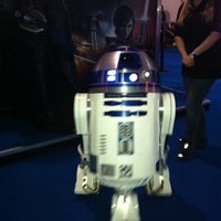 Photo taken at Eurogamer Expo by Melanie M. on 9/23/2011