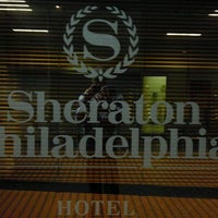 Photo taken at Sheraton Philadelphia Downtown Hotel by marqsean on 1/11/2012