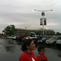 Photo taken at LOT 8 - RFK Stadium by Morgan H. on 4/28/2012