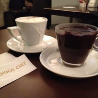 Photo taken at Choco Cult by Giorgia B. on 2/10/2012