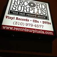 Photo taken at Record Surplus by LT X. on 2/20/2012