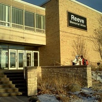 Photo taken at Reeve Memorial Union by eva b. on 1/4/2012