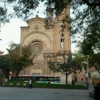 Foto tomada en Plaça d'Orfila por David N. el 11/12/2011