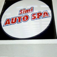 Photo taken at Simi Auto Spa by Frank M. on 5/19/2012