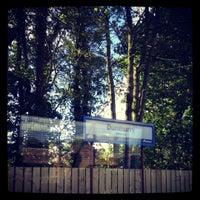 Photo taken at Dunmurry Train Station by Ryan on 6/14/2012