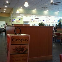 Photo taken at Crispers Fresh Salads, Soups and Sandwiches by Mikayla B. on 10/11/2011