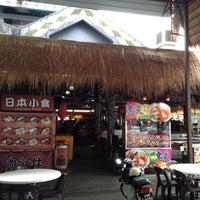 Photo taken at Kuta Bali Cafe (峇里城食坊) by Tan J. on 5/6/2012