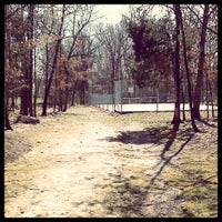 Photo taken at Fallen Skate Park by Brian R. on 3/11/2012