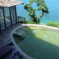 Photo taken at Silavadee Pool Spa Resort by Алексей М. on 7/15/2012