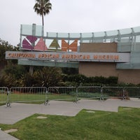 Photo taken at California African American Museum by Funkface E. on 5/12/2012