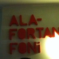 Photo taken at Alafortanfoni by Mehmet B. on 5/9/2011