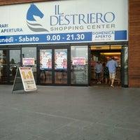 Photo taken at Il Destriero Shopping Center by Dafne L. on 8/13/2012