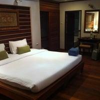 Photo taken at Klong Prao Resort Koh Chang by Natthakorn T. on 8/11/2012