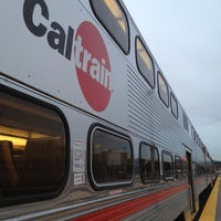 Photo taken at San Francisco Caltrain Station by Martin J. on 3/20/2012