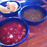 Photo taken at On The Border Mexican Grill & Cantina by Kristine H. on 6/26/2012
