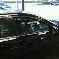 Photo taken at David McDavid Acura Plano by Spydr on 7/18/2012