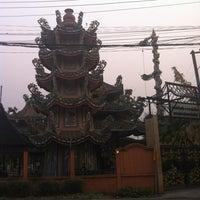 Photo taken at ตำหนักพระแม่กวนอิม  เชียงใหม่ by Piluk P. on 3/18/2012