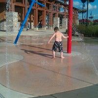 Photo taken at Three Oaks Recreation Area by Ian S. on 8/14/2011