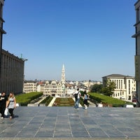 Photo prise au Mont des Arts par Franco F. le7/25/2012