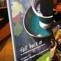 Photo taken at Starbucks by Jack K. on 10/7/2011