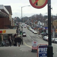 Photo taken at Sainsburys Winton by Kiat K. on 1/23/2012