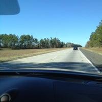 Photo taken at I-16 by Lara M. on 11/25/2011