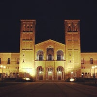 Photo taken at UCLA Royce Hall by Joel Richard E. on 9/12/2012