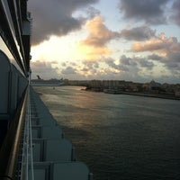 Photo taken at Caribbean Princess - Southern Caribbean Cruise by Ellie on 11/20/2011