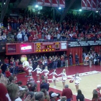 Photo taken at NU Coliseum by Brandon E. on 10/23/2011