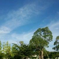 Photo taken at 栗東市立大宝小学校 by Minoru O. on 9/2/2012