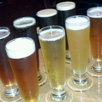 Photo taken at BJ's Restaurant and Brewhouse by Anthony B. on 5/27/2012