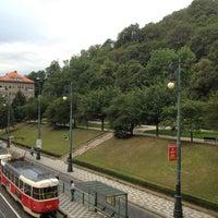 Photo taken at Hotel Roma Prague by BOOK Warawut L. on 6/29/2012
