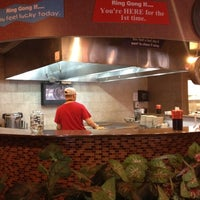 Photo taken at CrazyFire Mongolian Grill by Jamein S. on 2/29/2012