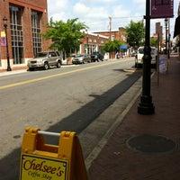 Photo taken at Downtown Arts District by Jennifer O. on 4/21/2012