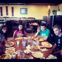 Photo taken at Mapleberry Pancake House by David P. on 7/29/2012