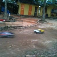 Photo taken at Rc Planet Speedway by Wan Ahmad Masuwaradi W. on 1/29/2012
