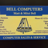 Photo taken at Bell Computers by Cal A. on 10/17/2011
