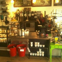 Photo taken at Ridgewood Coffee Company by Peter O. on 10/26/2011
