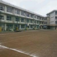 Photo taken at 浦賀小学校 by hironofutat on 1/21/2012