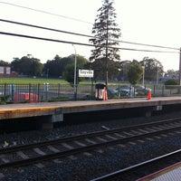 Photo taken at LIRR - Sayville Station by Josh A. on 7/24/2011