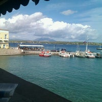 Photo taken at Roussos by Reine D. on 10/9/2011