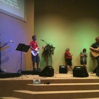 Photo taken at Church Of Today by Wes D. on 7/22/2011