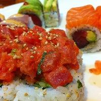 Photo taken at Sushi Thai by Nathan M. on 4/22/2011